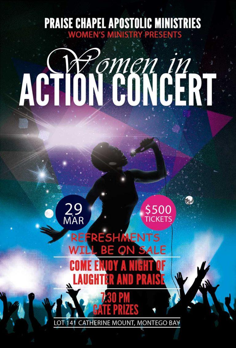 Womens Concert 2019
